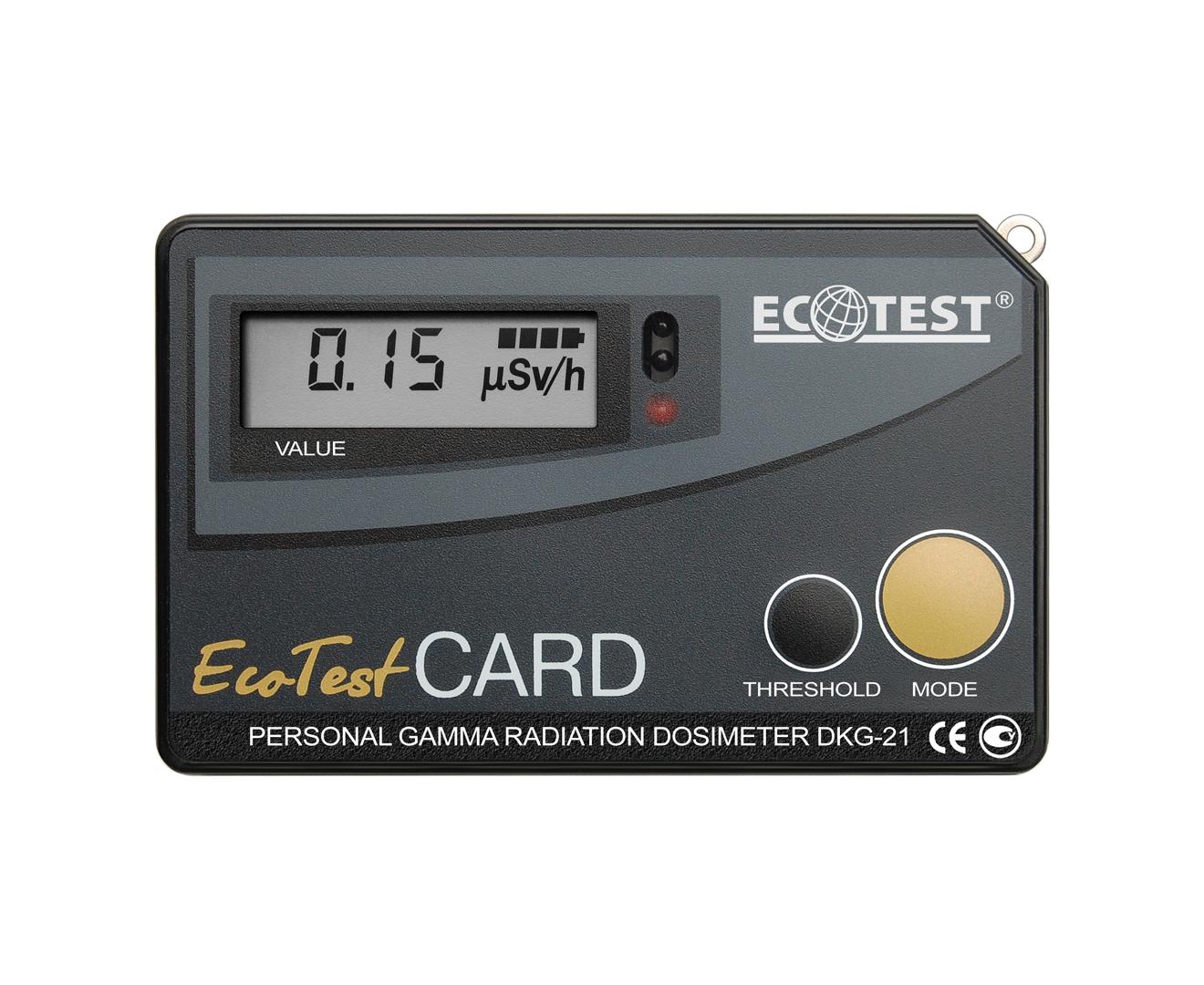 EcotestCARD